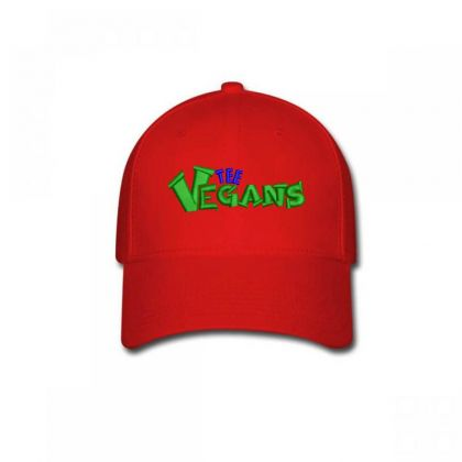 The Vegans Embroidered Hat Baseball Cap Designed By Madhatter