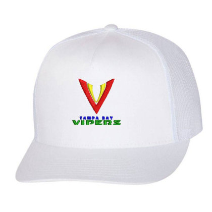 Vipers Embroidered Hat Trucker Cap Designed By Madhatter