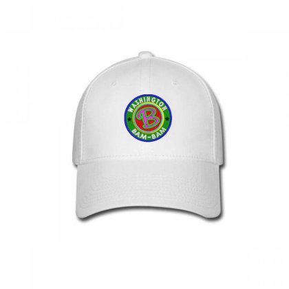 Washington Bam Bam Embroidered Hat Baseball Cap Designed By Madhatter