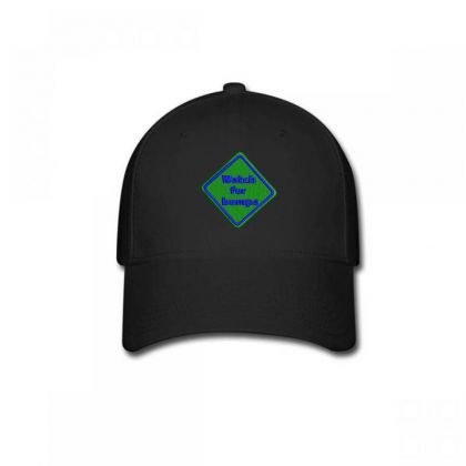Watch For Bumps Embroidered Hat Baseball Cap Designed By Madhatter