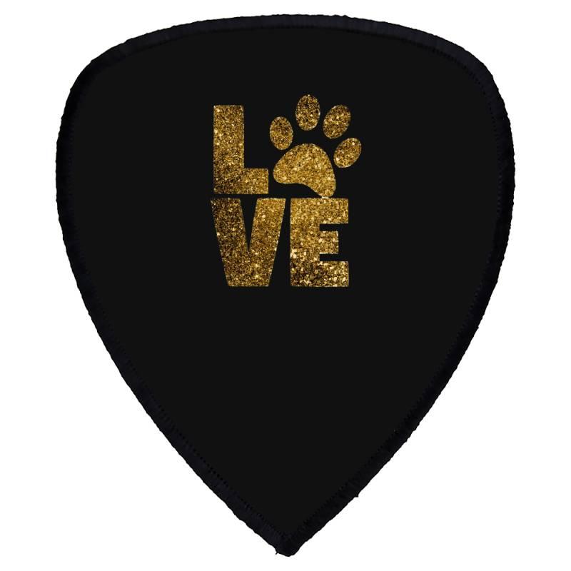Animal Lover Shield S Patch | Artistshot