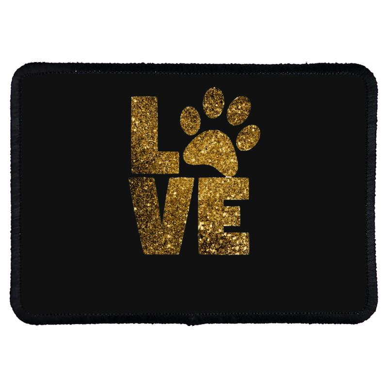 Animal Lover Rectangle Patch | Artistshot