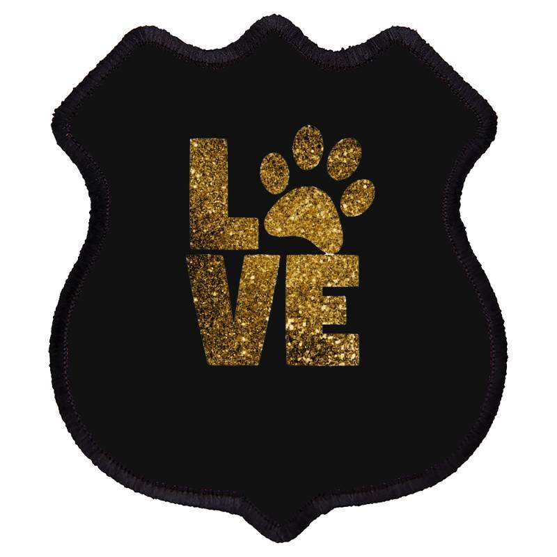Animal Lover Shield Patch | Artistshot