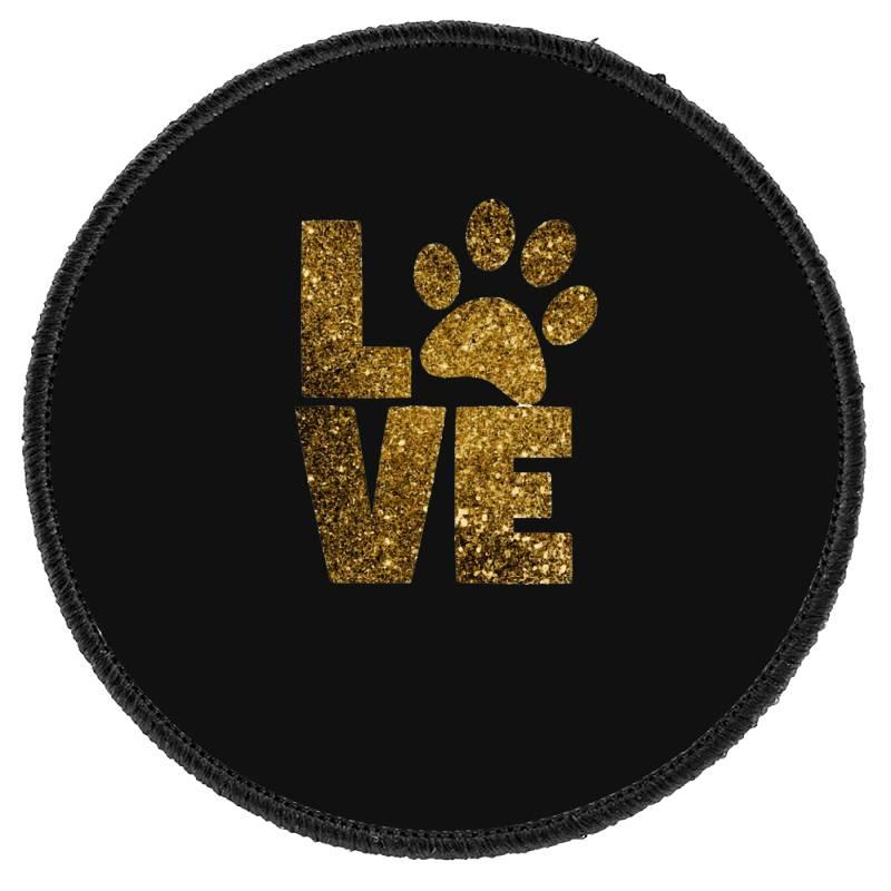 Animal Lover Round Patch | Artistshot