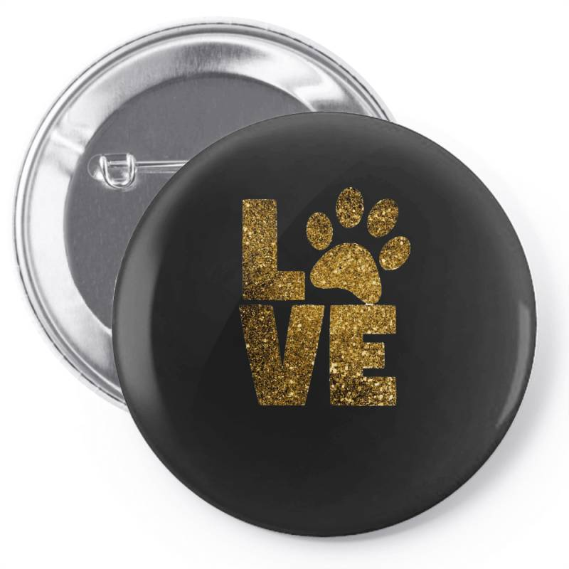 Animal Lover Pin-back Button | Artistshot