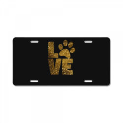 animal lover License Plate | Artistshot