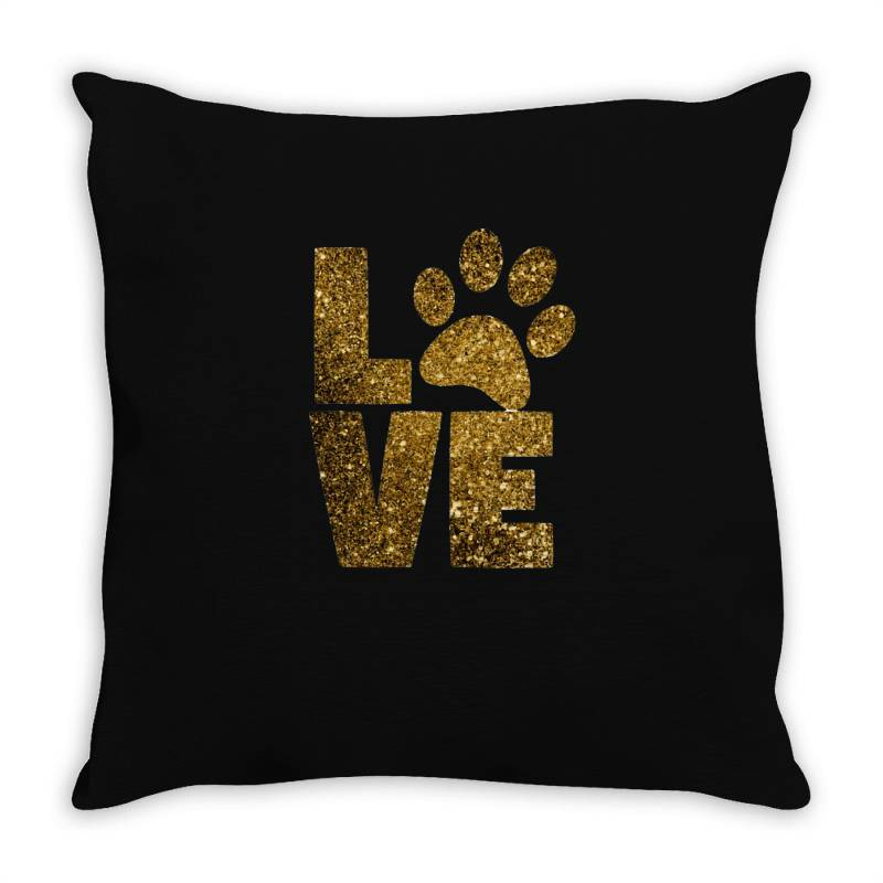 Animal Lover Throw Pillow | Artistshot