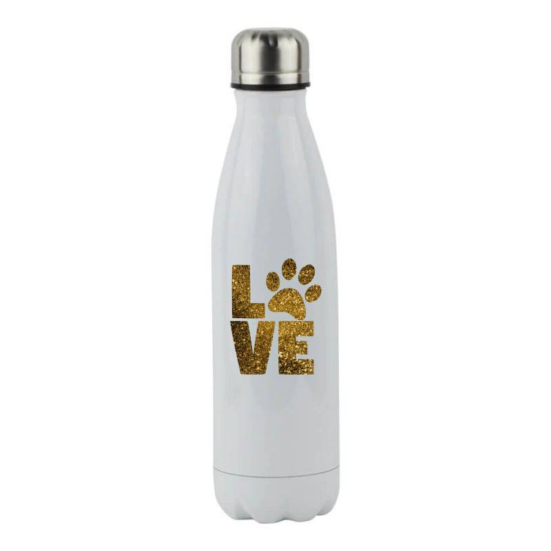 Animal Lover Stainless Steel Water Bottle | Artistshot