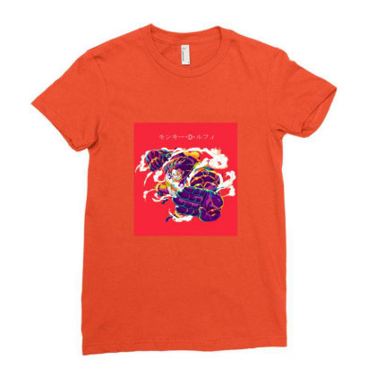 Gear 4 Ladies Fitted T-shirt Designed By Sr88