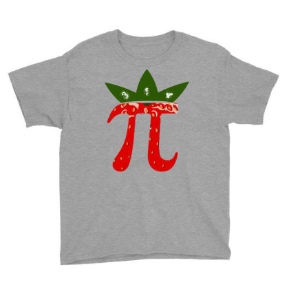 Pi Day Youth Tee Designed By Littlepoppy