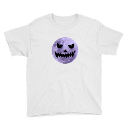 Jack Moon Youth Tee Designed By Cloudystars