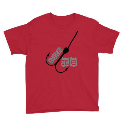 Bite Youth Tee Designed By Littlepoppy