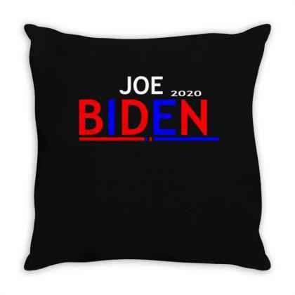 Joe Biden Throw Pillow Designed By Cloudystars