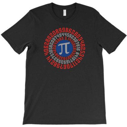 Captain Pi T-shirt Designed By Shirt1na