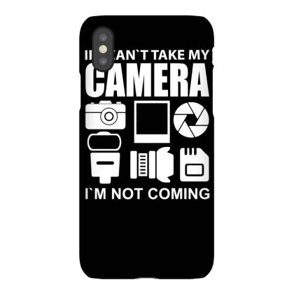 Camera List Iphonex Case Designed By Farrel T-shirt