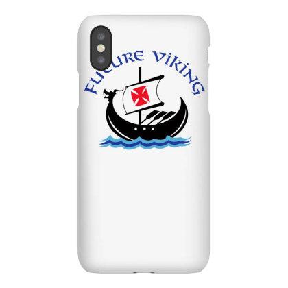 Future Viking Iphonex Case Designed By Farrel T-shirt