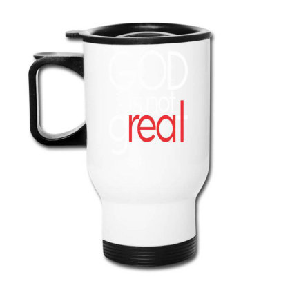 God Great Travel Mug Designed By Farrel T-shirt