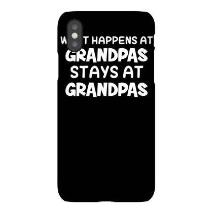 Grandad To Grandad Iphonex Case Designed By Farrel T-shirt