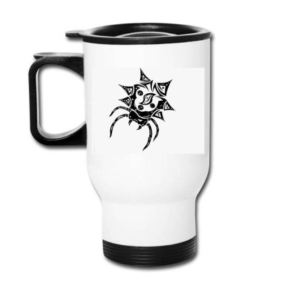 Akeem Spider Convertimage Travel Mug Designed By Luxifer669