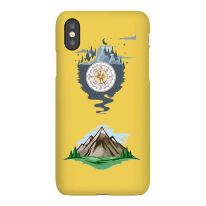 Mountain Iphonex Case Designed By Rajkumar9936