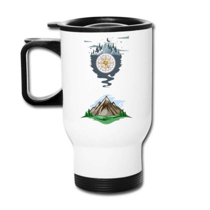 Mountain Travel Mug Designed By Rajkumar9936