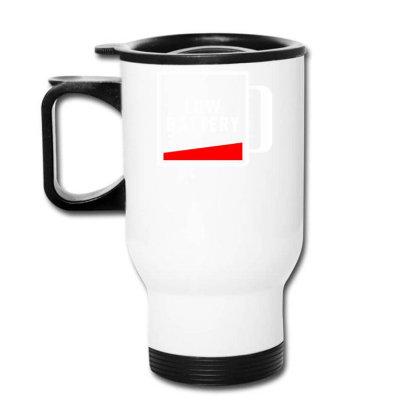 Low Battery Mug Travel Mug Designed By Farrel T-shirt