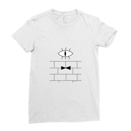 Dollar Bill Beale Cipher Pyramid Funny T Shirt Ladies Fitted T-shirt Designed By Sr88