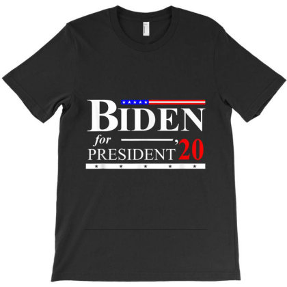 Biden For President 2020 Elections T-shirt Designed By Kakashop