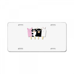 animal farm popsicle License Plate | Artistshot