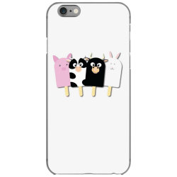animal farm popsicle iPhone 6/6s Case | Artistshot