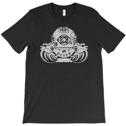 Scuba Diving T-shirt Designed By Fanshirt