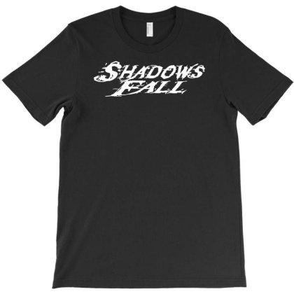 Shadows Fall T-shirt Designed By Fanshirt