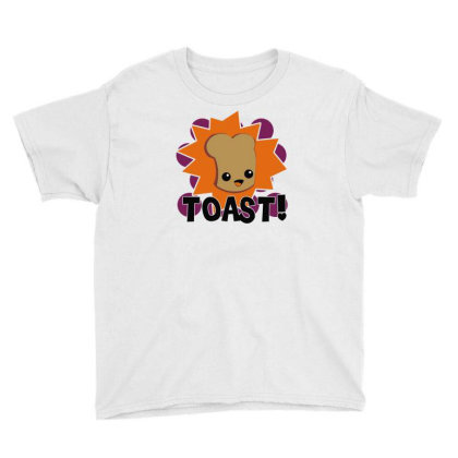 Toast Fresh Youth Tee Designed By Farrel T-shirt