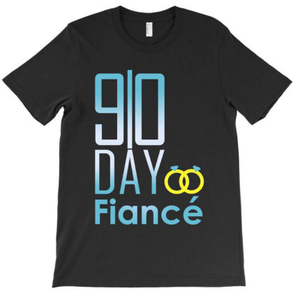 90 Day T-shirt Designed By Shirt1na