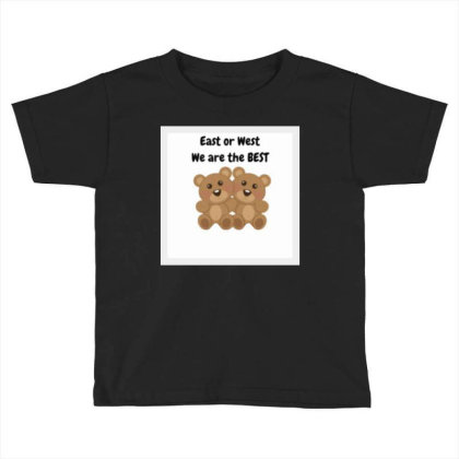 Buddy Items Toddler T-shirt Designed By Rs International