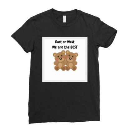 Buddy Items Ladies Fitted T-shirt Designed By Rs International