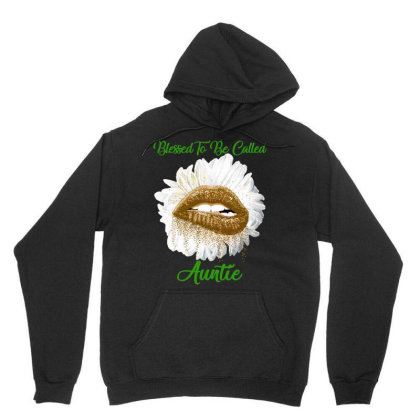 Blessed To Be Called Auntie Unisex Hoodie Designed By Gurkan