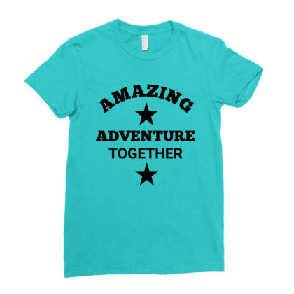 Amazing Slogan T-shirts And Hoodies Ladies Fitted T-shirt Designed By Jack14