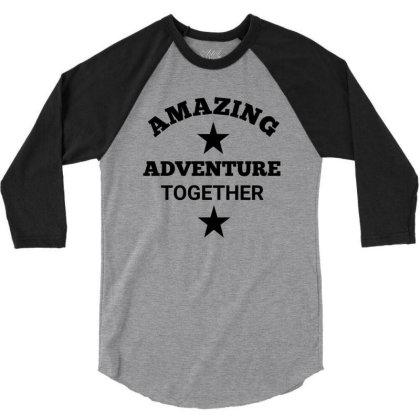 Amazing Slogan T-shirts And Hoodies 3/4 Sleeve Shirt Designed By Jack14