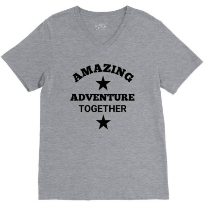 Amazing Slogan T-shirts And Hoodies V-neck Tee Designed By Jack14