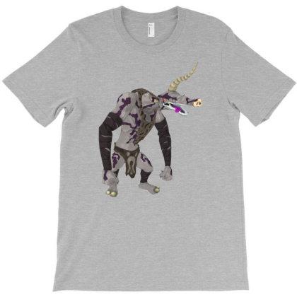 Silver Moblin T-shirt Designed By Badprisoner05