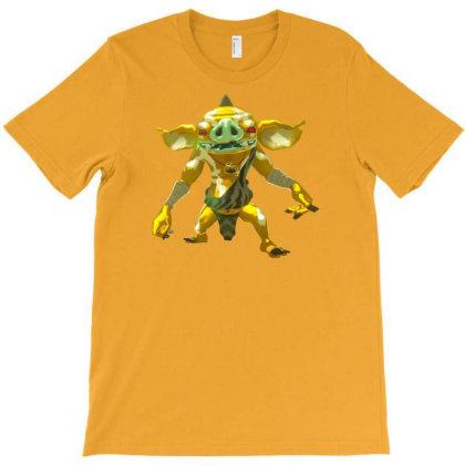 Golden Bokoblin T-shirt Designed By Badprisoner05