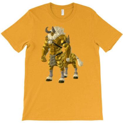 Golden Lynel T-shirt Designed By Badprisoner05