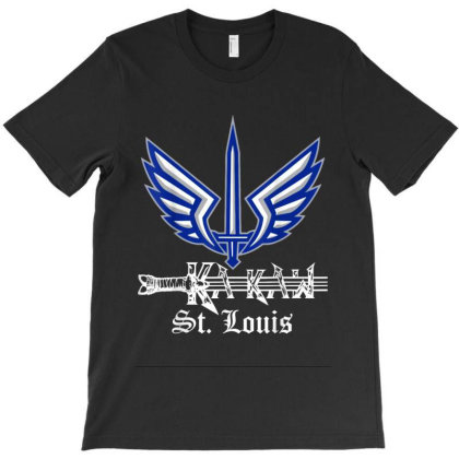 Battlehawks Football St. Louis Ka Kaw T-shirt Designed By Kakashop