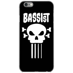 bassist skull iPhone 6/6s Case | Artistshot