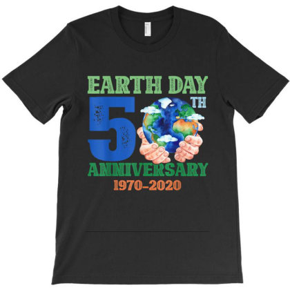 Earth Day 2020 50th Anniversary T-shirt Designed By Kakashop