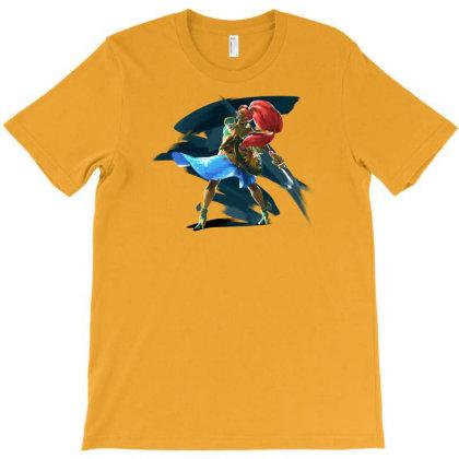 Urbosa Artwork (breath Of The Wild) T-shirt Designed By Badprisoner05