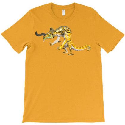 Golden Lizalfos T-shirt Designed By Badprisoner05