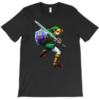Link T-shirt Designed By Badprisoner05