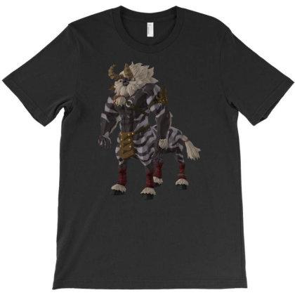 White Lynel T-shirt Designed By Badprisoner05